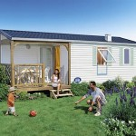 Mobile Home Loggia Camping Vall Boulou Pyr