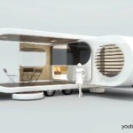 Mobile Home Opens Reveal Living Space