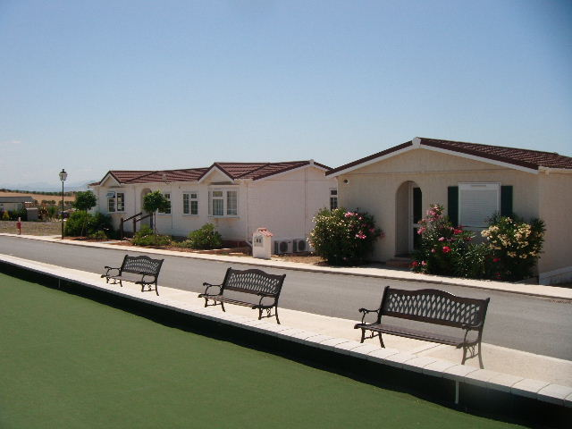 Mobile Home Park Malaga Area Spain Homes For Sale