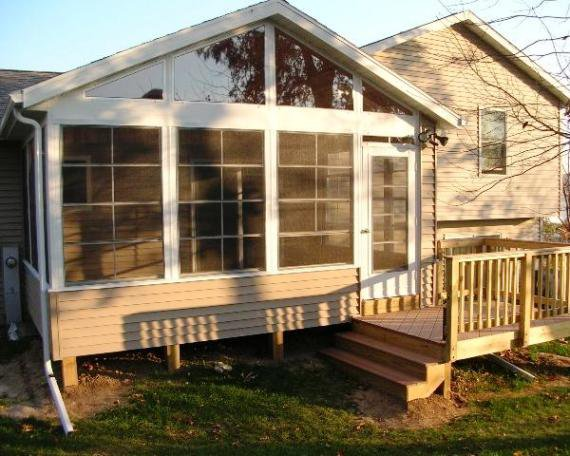 Mobile Home Porch Designs Inbedroomdesign Blog