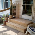 Mobile Home Porches Porch Designs For Homes Ideas