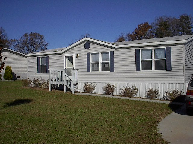 Mobile Home Refinance Manufactured Refinancing Done