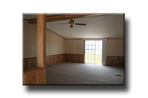 Mobile Home Remodeling Living Room The Frugal