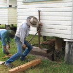 Mobile Home Service Repair Leveling Foundation And