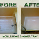 Mobile Home Shower Tray Flickr Sharing