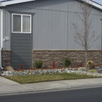 Mobile Home Skirting Stone