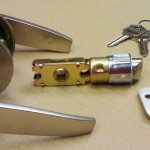 Mobile Home Stainless Steel Entrance Door Lever Shipping And Delivery