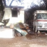 Mobile Home Total Loss After Explosion Fire Katc Acadiana