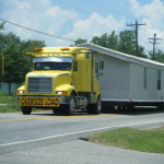 Mobile Home Transporters Moving Transport