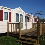Mobile Homes For Hire Brittany The Popular Campsites Mer