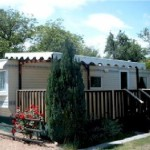 Mobile Homes For Rent Bedrooms Orcet Camping Clos Auroy