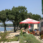 Mobile Homes For Rent Bungalows Croatia The Seaside Bungalow
