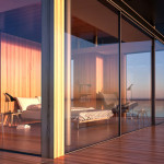 Mobile House Thumb Floating Glass And Wood Home Dream