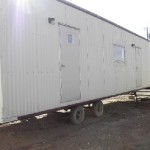 Mobile Office Unit Home For Sale Henryetta