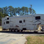 Mobile Scout Toy Hauler For Sale Lafayette Louisiana