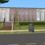 Mod The Sims For Sale Eco Friendly Container Starter Home