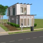 Mod The Sims For Sale Small Eco Friendly Home