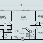 Model Modular Home Floor Plan Joe Cleghorn Homes