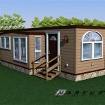 Model Trailer Shipping Container Home Kottage Canada For Sale