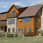 Modern Log Homes And Timber Construction