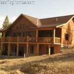 Modern Log Homes Picturesofloghomes