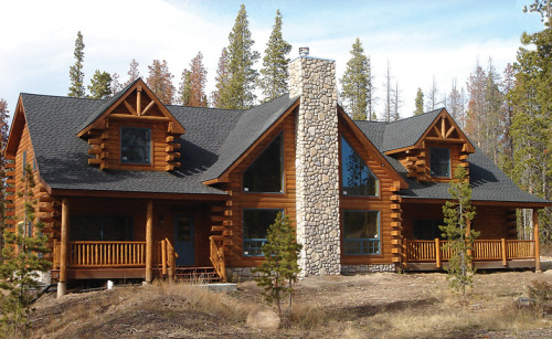 Modern Log Homes Premier Custom Home Builder Colorado