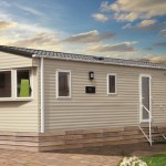 Modern Mobile Home Remodeling Idea