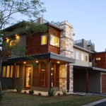 Modern Modular Home Container Living