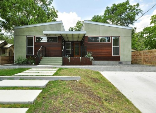 Modern Modular Home Designs Flair