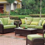 Modern Outdoor Furniture Creating Perfect Small Seating Areas