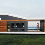 Modern Prefab Home During The Exciting New Showcase