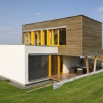 Modern Prefab House Contemporary Design Small