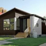 Modern Small Prefab House Contemporary Home