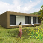 Modernist Prefab How Choose Very Small House