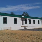 Modular Building And Portable Classroom Assistance Buildings