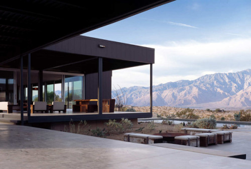 Modular Desert House California Home Modern