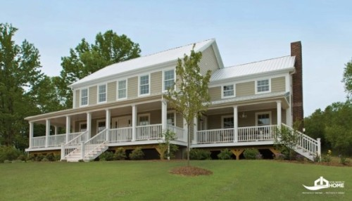 Modular Home Builder New World Homes Hits Run