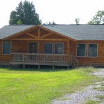 Modular Home From Log Homes Joe Pine Builders Spotsylvania