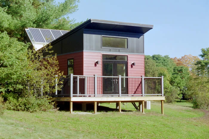 Modular Home Manufacturer That Has Gotten Into The Green Building