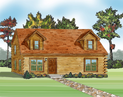 Modular Log Homes Adirondackqualityloghomes Mod Home