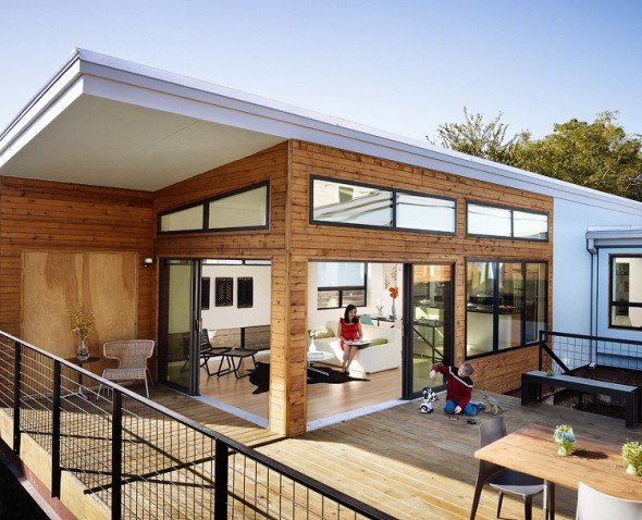 Modular Modern Austin Architecture Design Central Texas