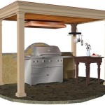Modular Outdoor Kitchens Precast Concrete Kitchen