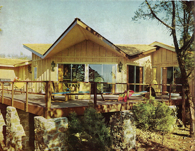Modular Vacation Home Flickr Sharing