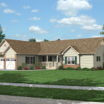 Monroe Cornerstone Homes Indiana Modular Home Dealer