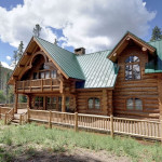Montana Log Homes Colorado Quality Handcrafted