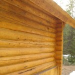 Montana Specialty Log Construction Chinking And Staining