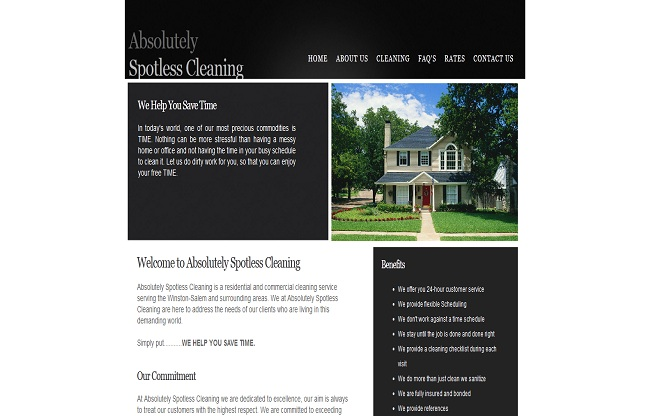 Morgan Designs Web Design Winston Salem