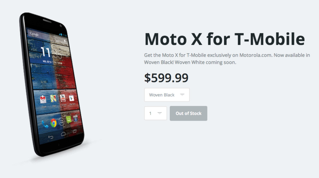 Moto Available For Mobile Starting Today Purchase From Motorola