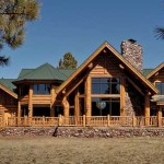 Mountain State Log Homes Rustic Elegance Loghome