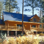 Mountain Style Home Log Homes Blog Precisioncraft
